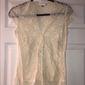 Cabo lace top